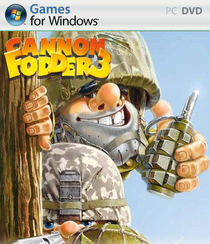 Cannon Fodder 3 (2011) RePack