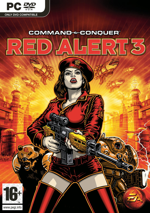 Command & Conquer: Red Alert 3 (2009) RePack