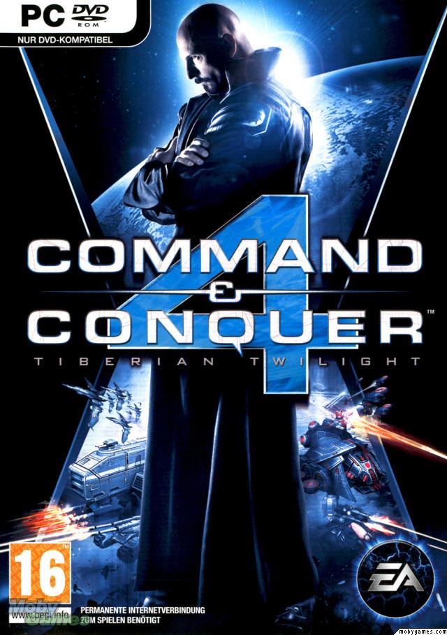 Command & Conquer 4: Tiberian Twilight (2010) RePack