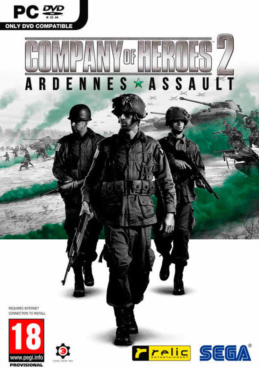 Company of Heroes 2: Ardennes Assault (2014) RePack
