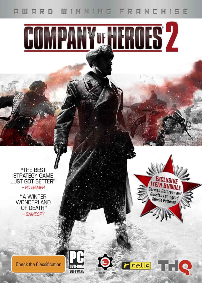 Company of Heroes 2 (2013)
