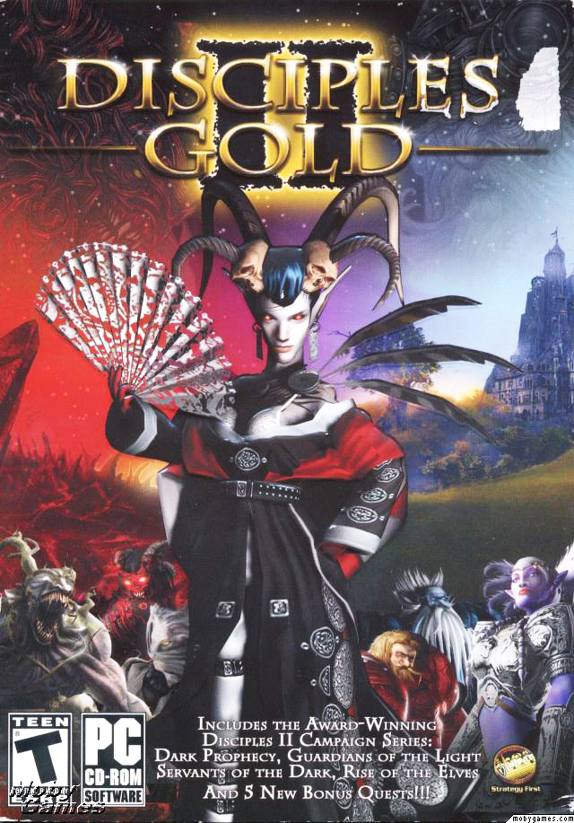 Disciples 2: Gold Edition (2005) RePack