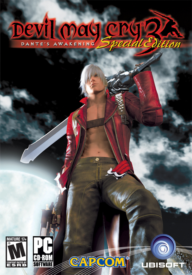 Devil May Cry 3: Dantes Awakening Special Edition (2006) RePack