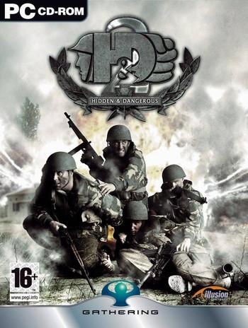 Hidden And Dangerous 2 (2004) RePack