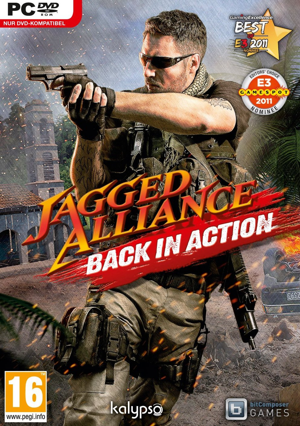 Jagged Alliance: Back in Action (2012) RePack