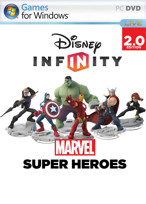 Disney Infinity 2.0: Marvel Super Heroes (2014)