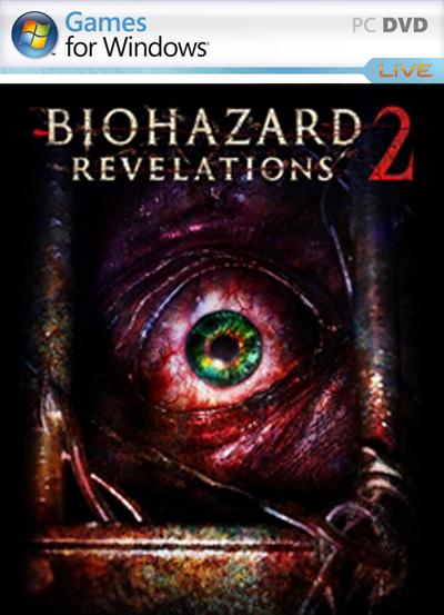 Resident Evil: Revelations 2 Ep. 1-2 Box Set (2015)