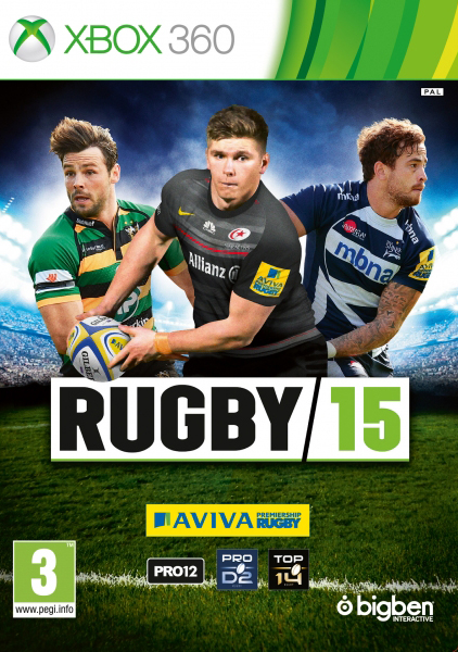Rugby 15 (XBOX360)