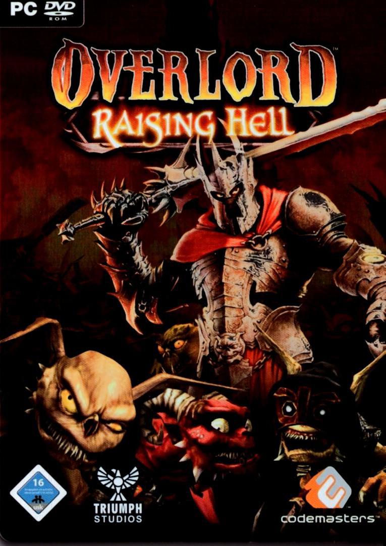 Overlord: Raising Hell (2007) RePack