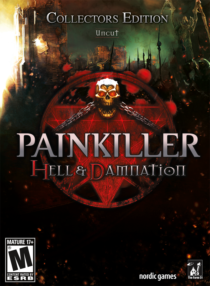 Painkiller: Hell & Damnation Collector's Edition (2012) RePack