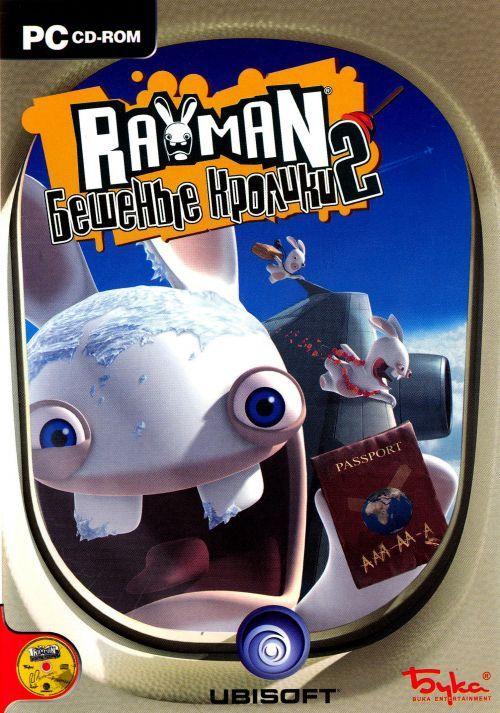 Rayman Raving Rabbids 2 (2008) RePack