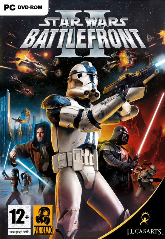 Star Wars: Battlefront 2 (2005)