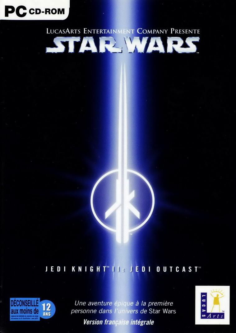 Star Wars: Jedi Knight 2 Jedi Outcast (2002)