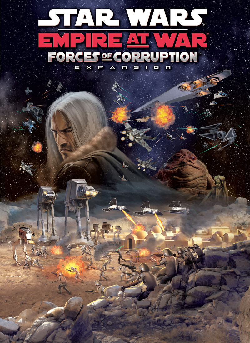 Star Wars Empire at War: Force of Corruption (2006)