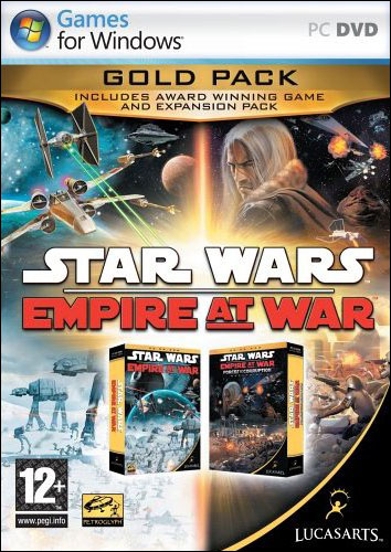 Star Wars Empire At War Collection (2006) RePack