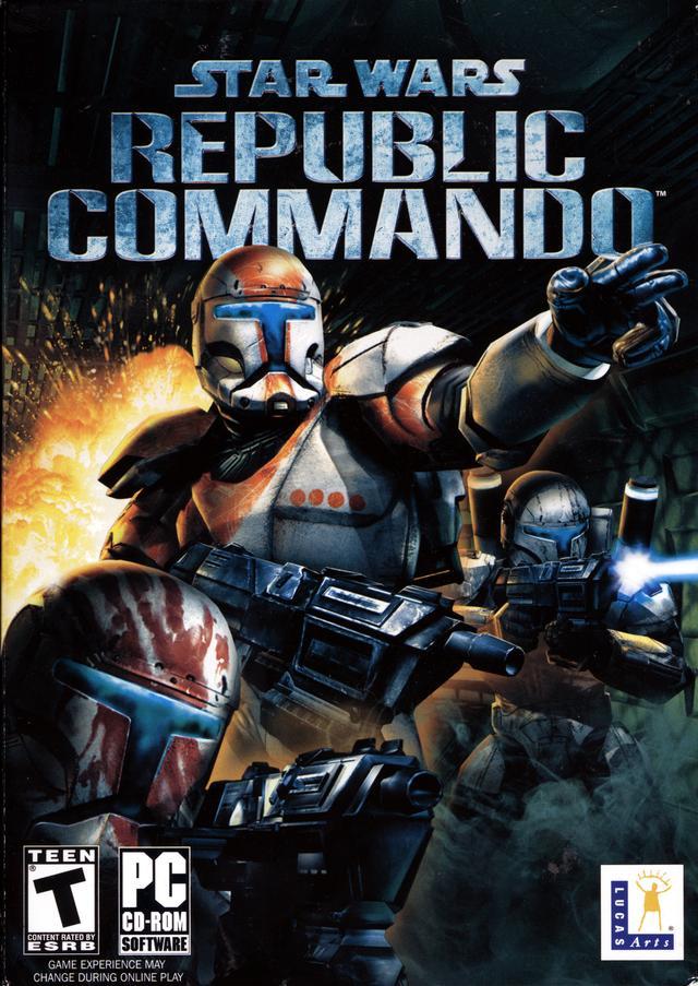 Star Wars: Republic Commando (2005) RePack