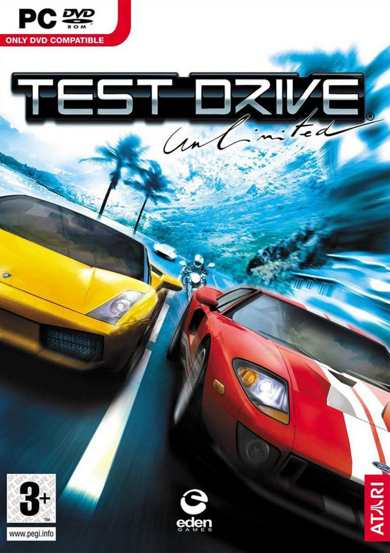Test Drive Unlimited Gold (2008) RePack
