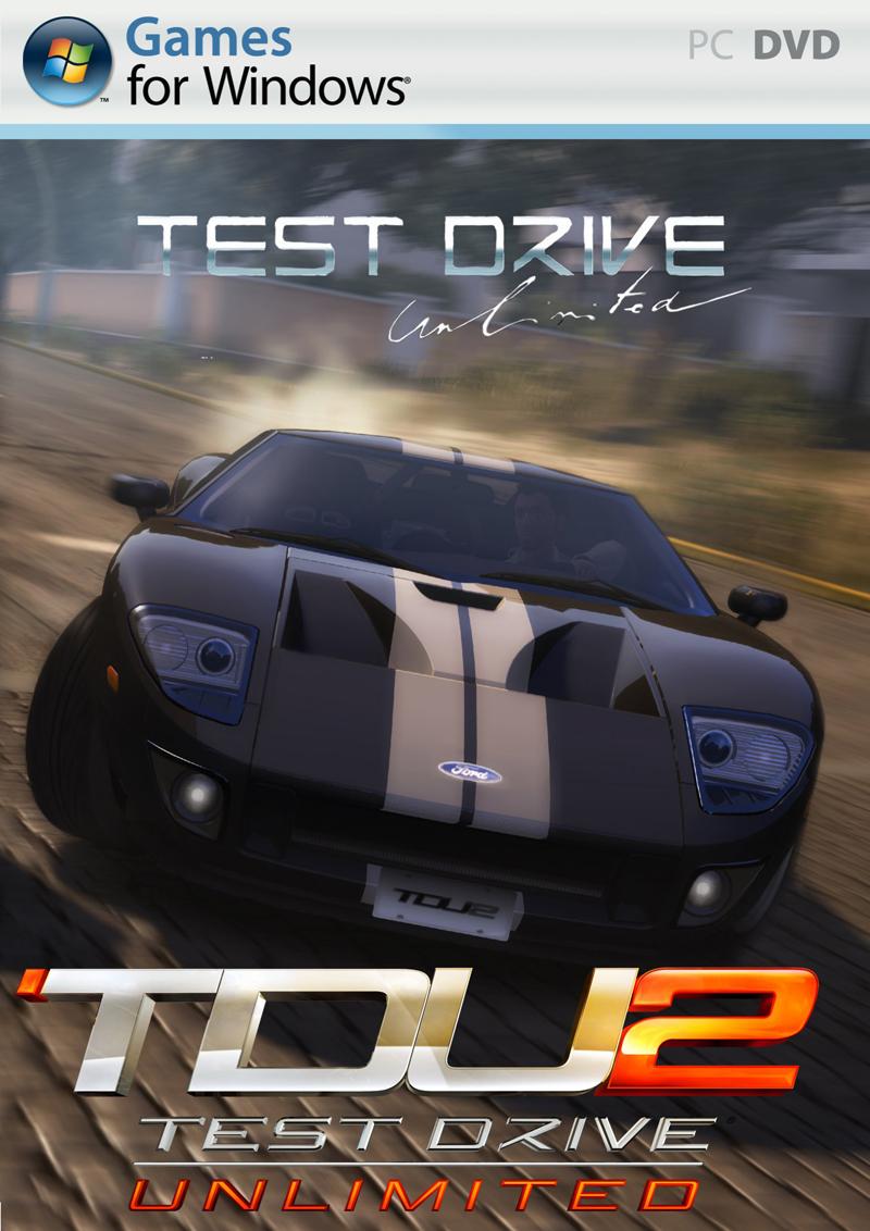 Test Drive Unlimited Дилогия (2008-2011) RePack