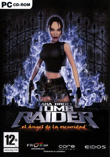 Tomb Raider: The Angel of Darkness (2003) RePack