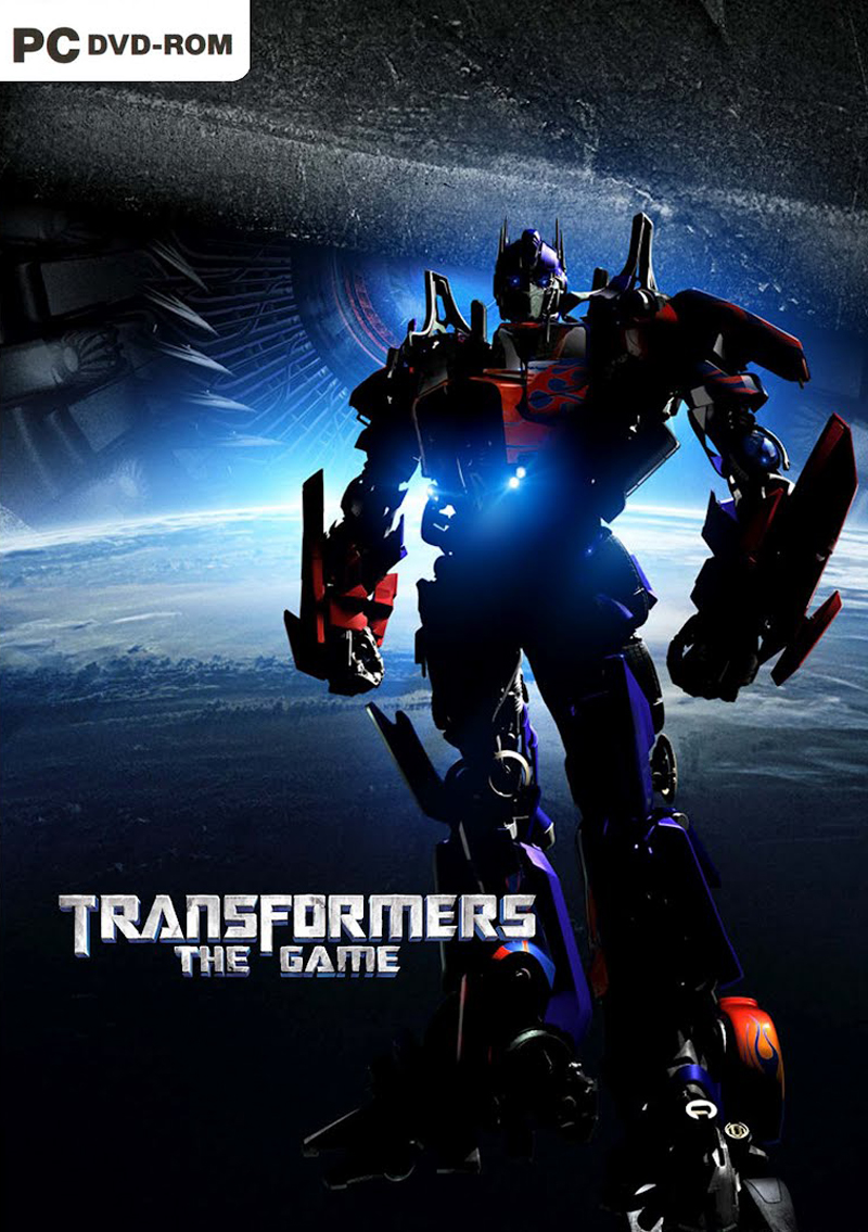 Transformers: The Game (2007) RePack