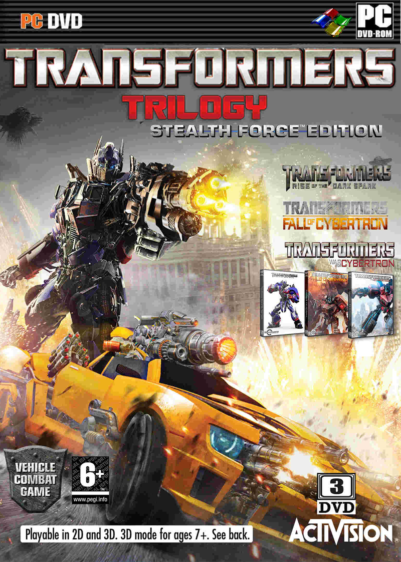 Transformers Anthology (2007-2010) RePack