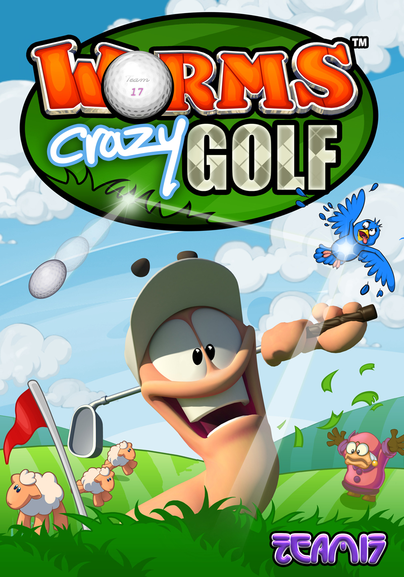Worms Crazy Golf (2011) RePack