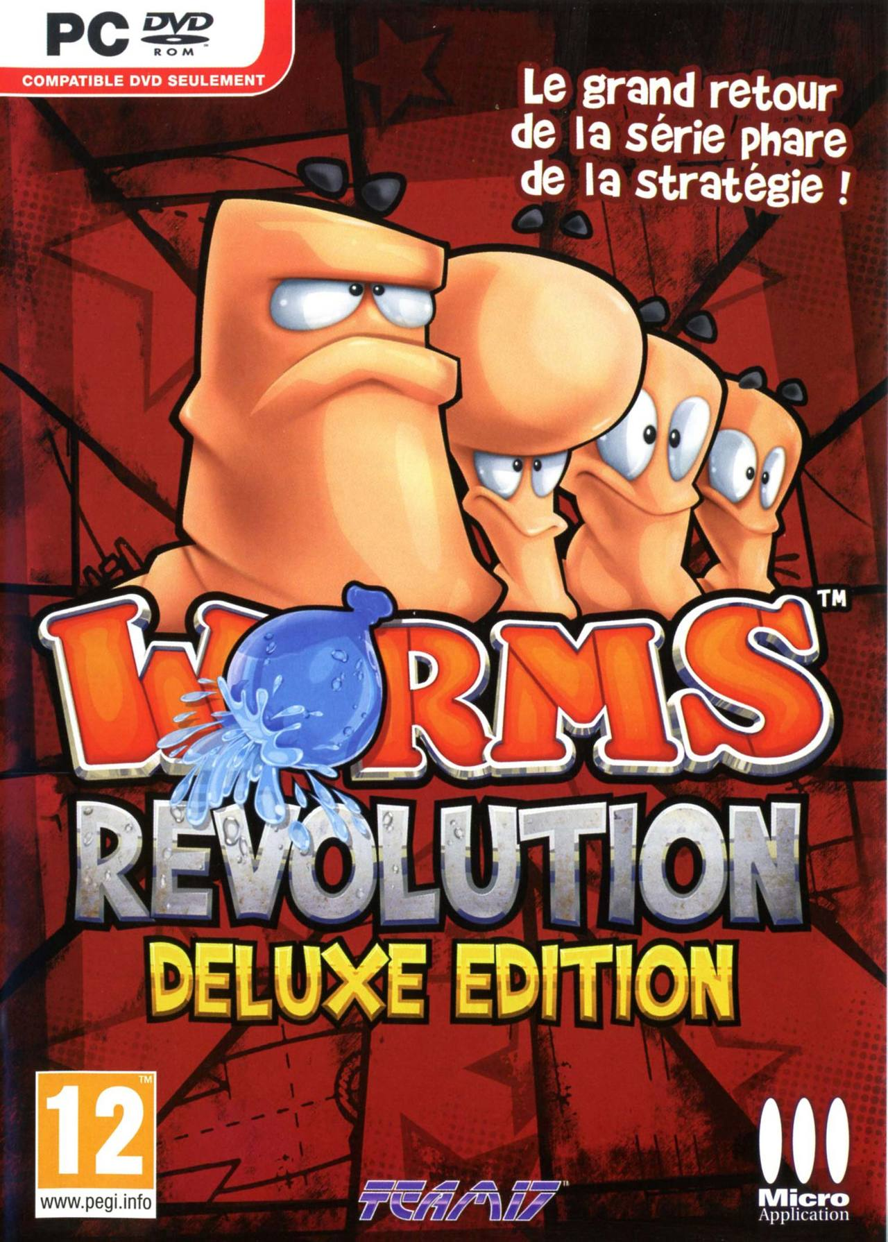 Worms Revolution (2012) RePack