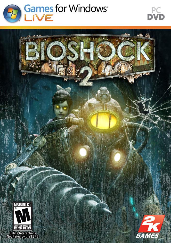BioShock 2 (2010) RiP