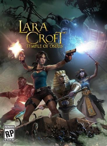 Lara Croft and the Temple of Osiris (2014)