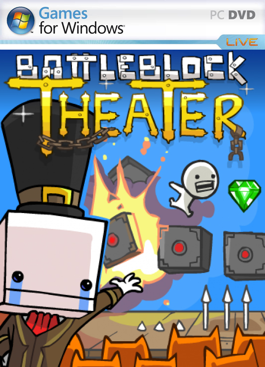 BattleBlock Theater (2014) RePack
