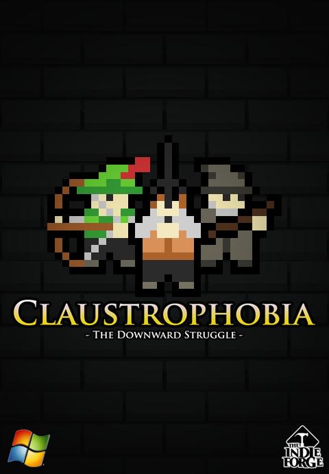 Claustrophobia: The Downward Struggle (2014)