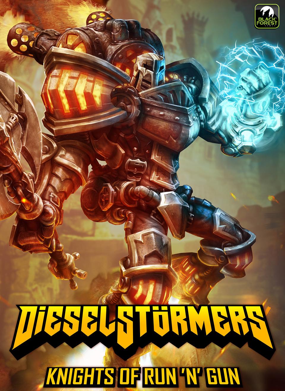 DieselStormers (2014) RePack
