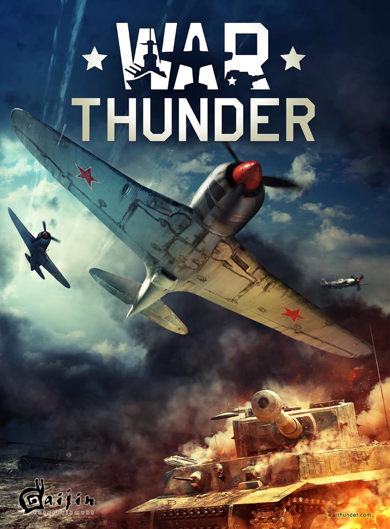 War Thunder (2014)
