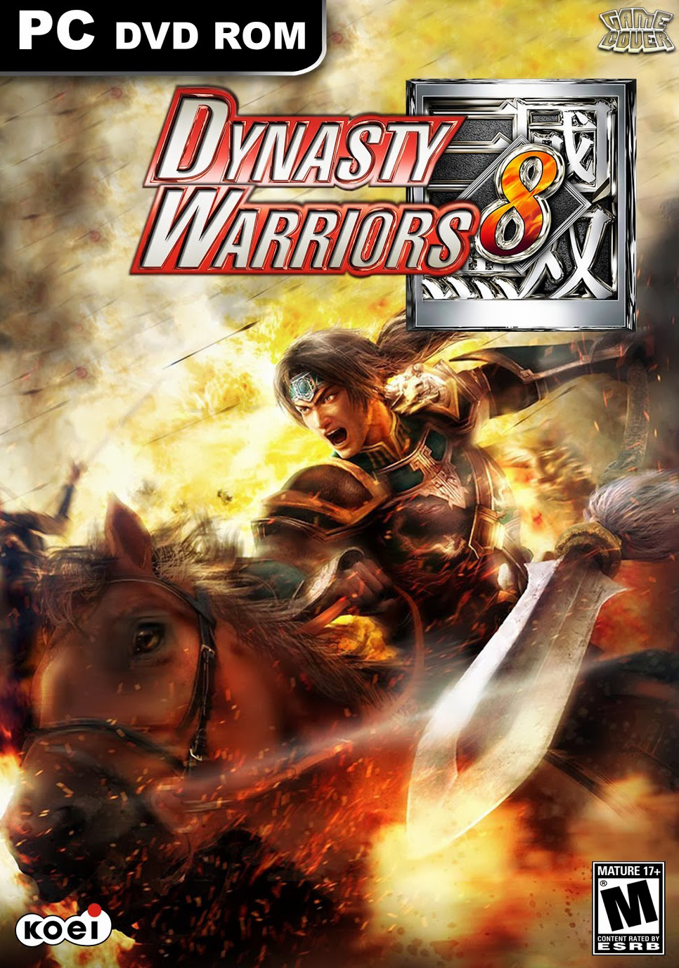 Dynasty Warriors 8: Xtreme Legends Complete Edition (2014) RePack
