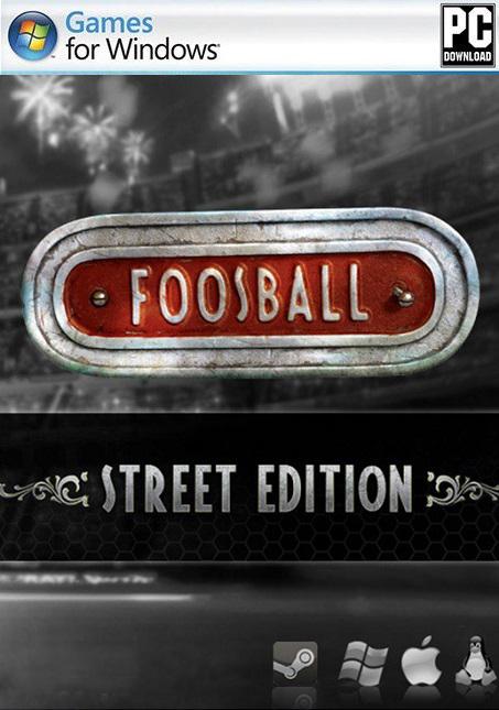 Foosball Street Edition (2014)