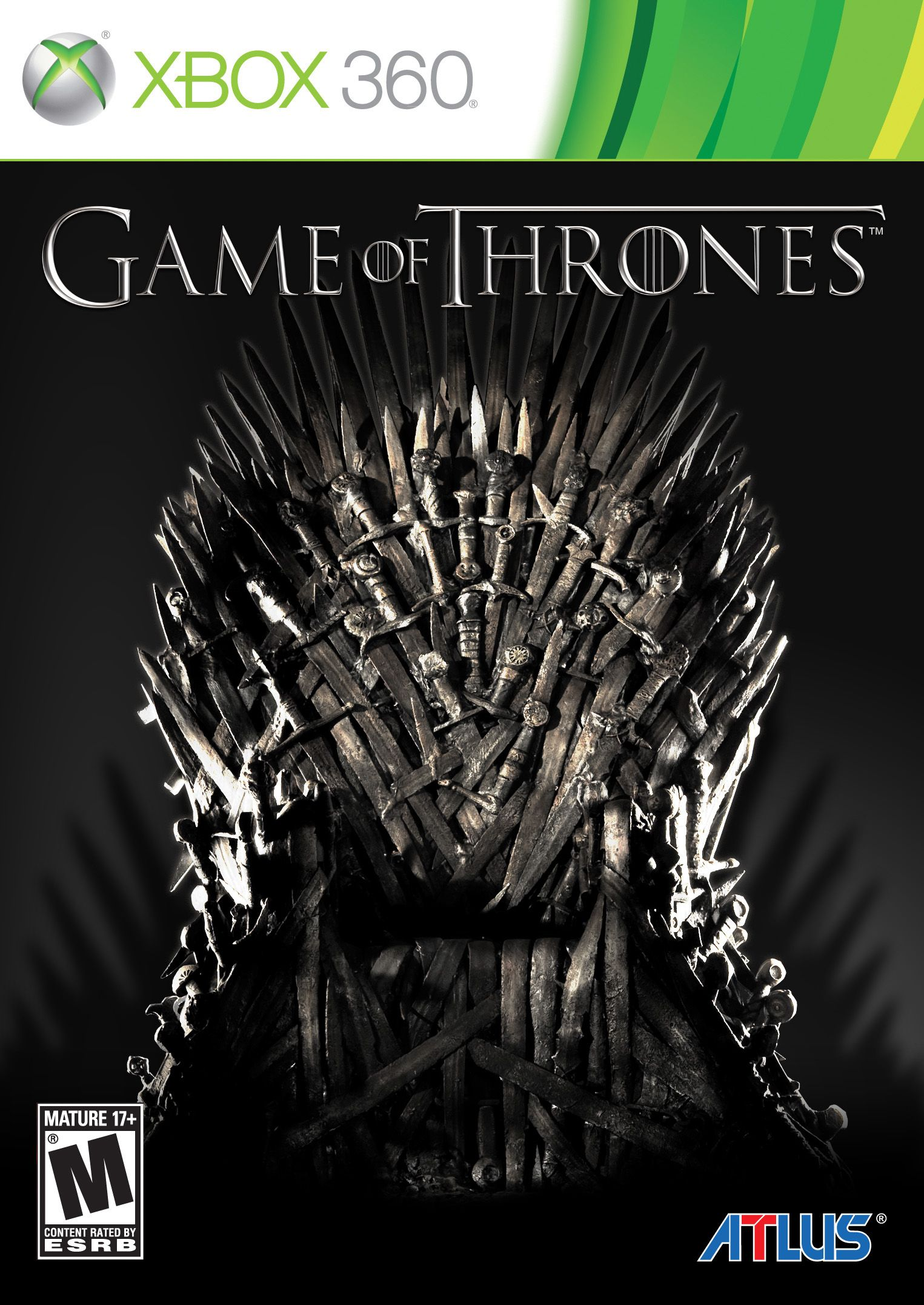 Game of Thrones: Episode 1 Iron From Ice (XBOX360)