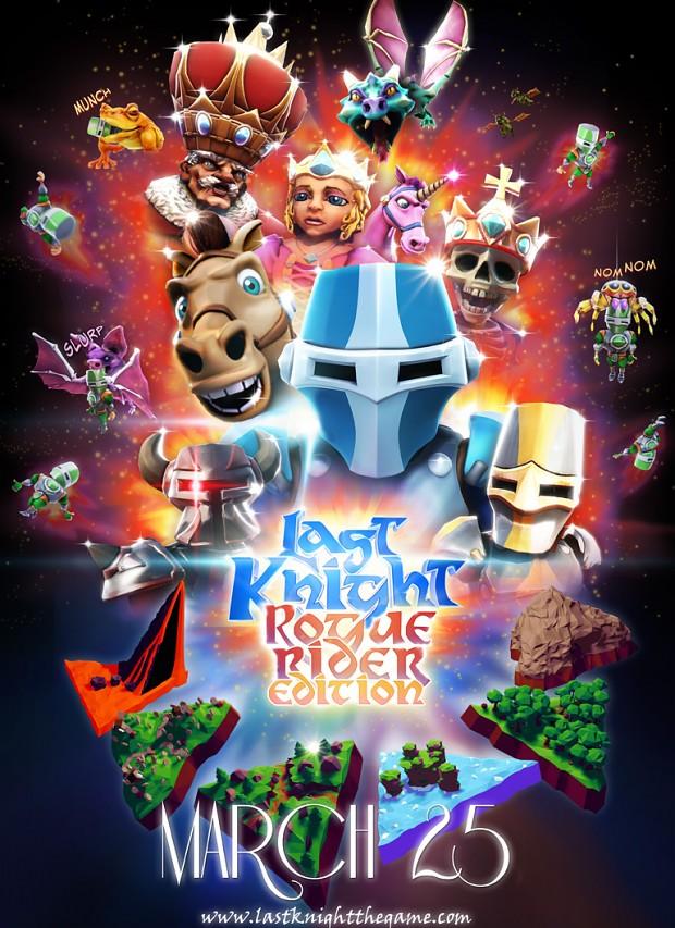 Last Knight: Rogue Rider Edition (2014)