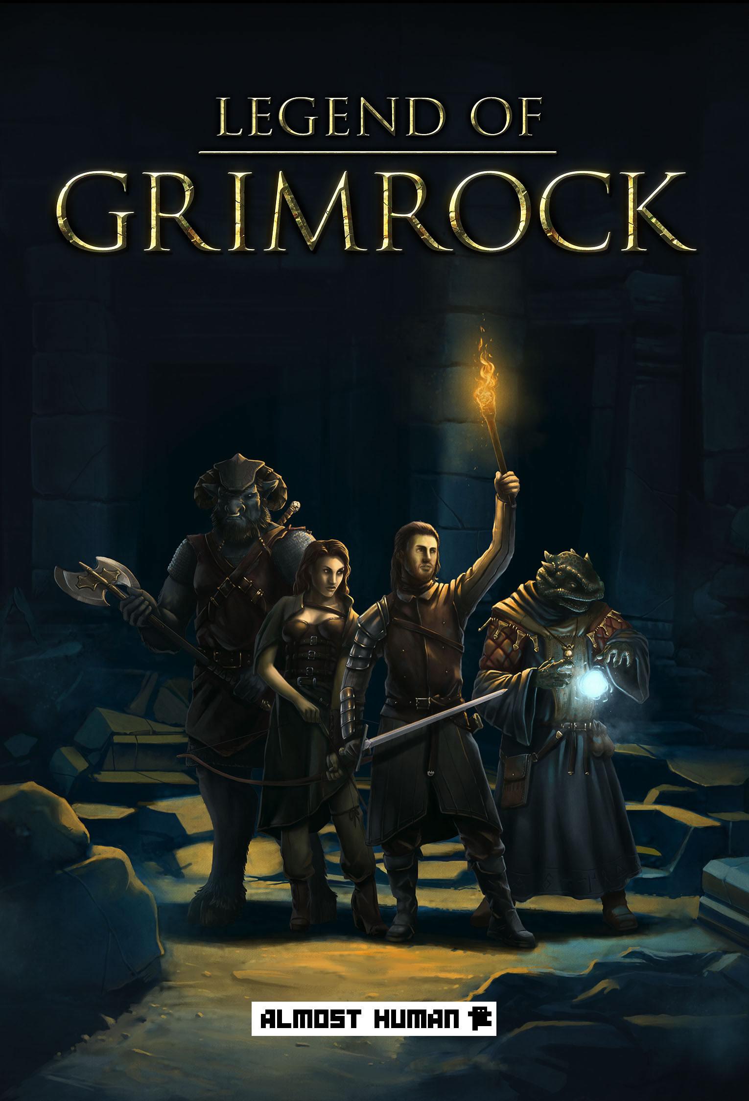 Legend Of Grimrock (2012) RePack
