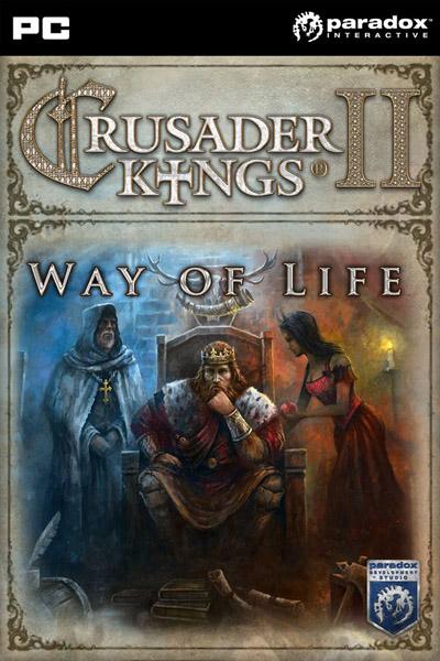 Crusader Kings II: Way of Life (2014)