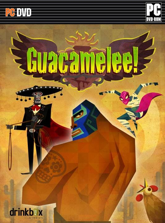 Guacamelee! Gold Edition (2013) RePack