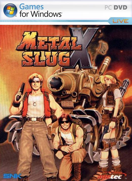 Metal Slug X (2014)
