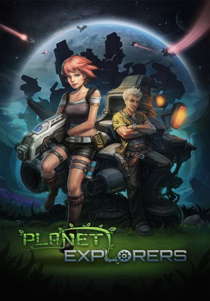 Planet Explorers Steam Edition (2014) RePack