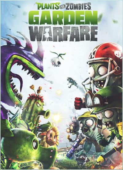 Plants vs Zombies Garden Warfare (2014)