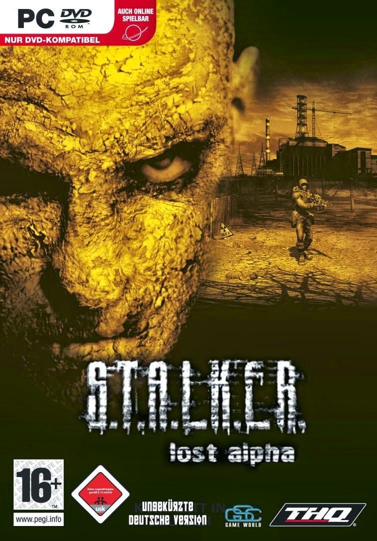 S.T.A.L.K.E.R.: Lost Alpha (2014) RePack