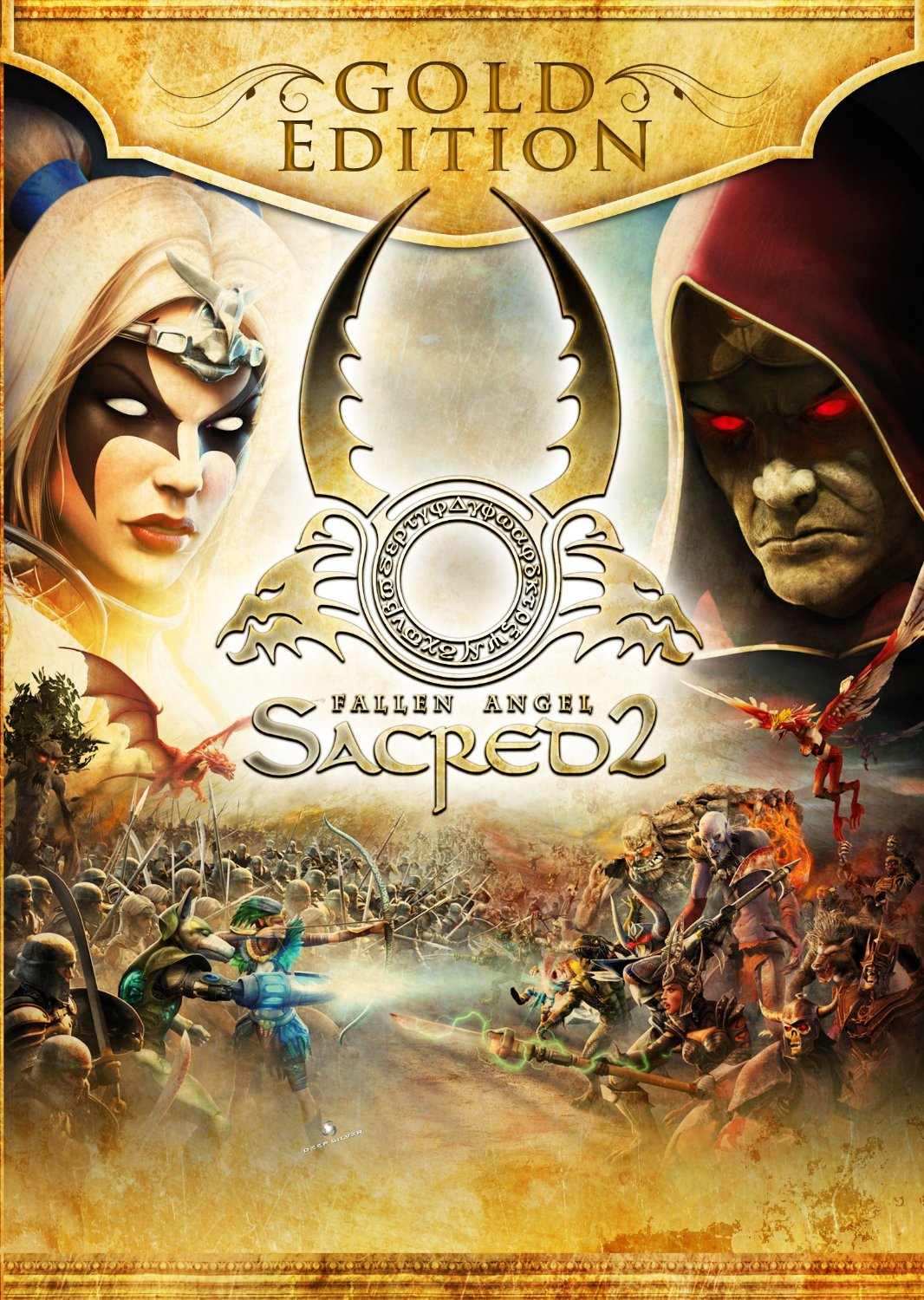 Sacred 2: Gold Edition (2010) RePack