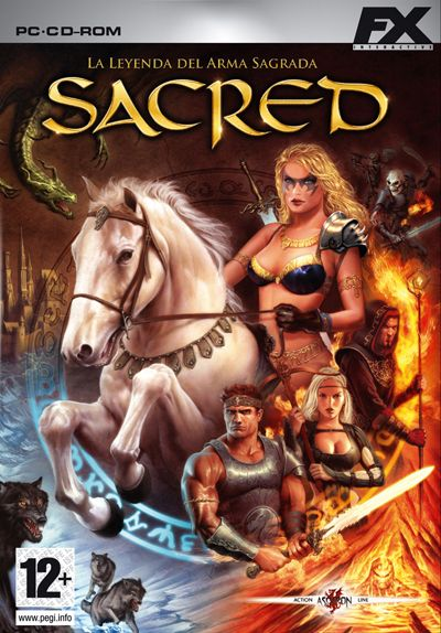 Sacred: Gold Edition (2005) RePack