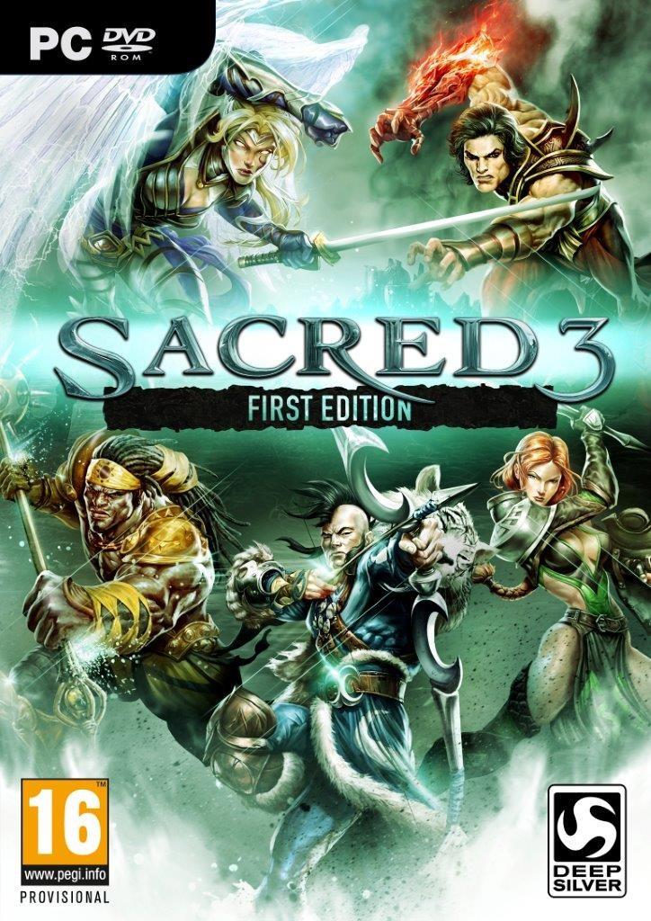 Sacred 3 (2014) RePack