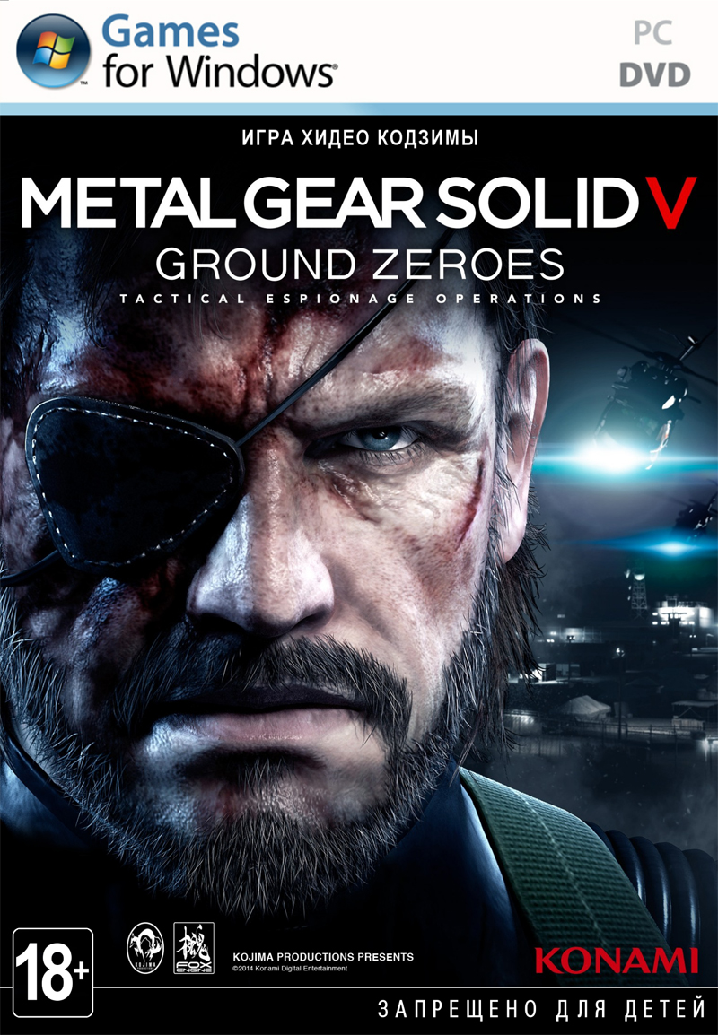 Metal Gear Solid V: Ground Zeroes (2014) RePack