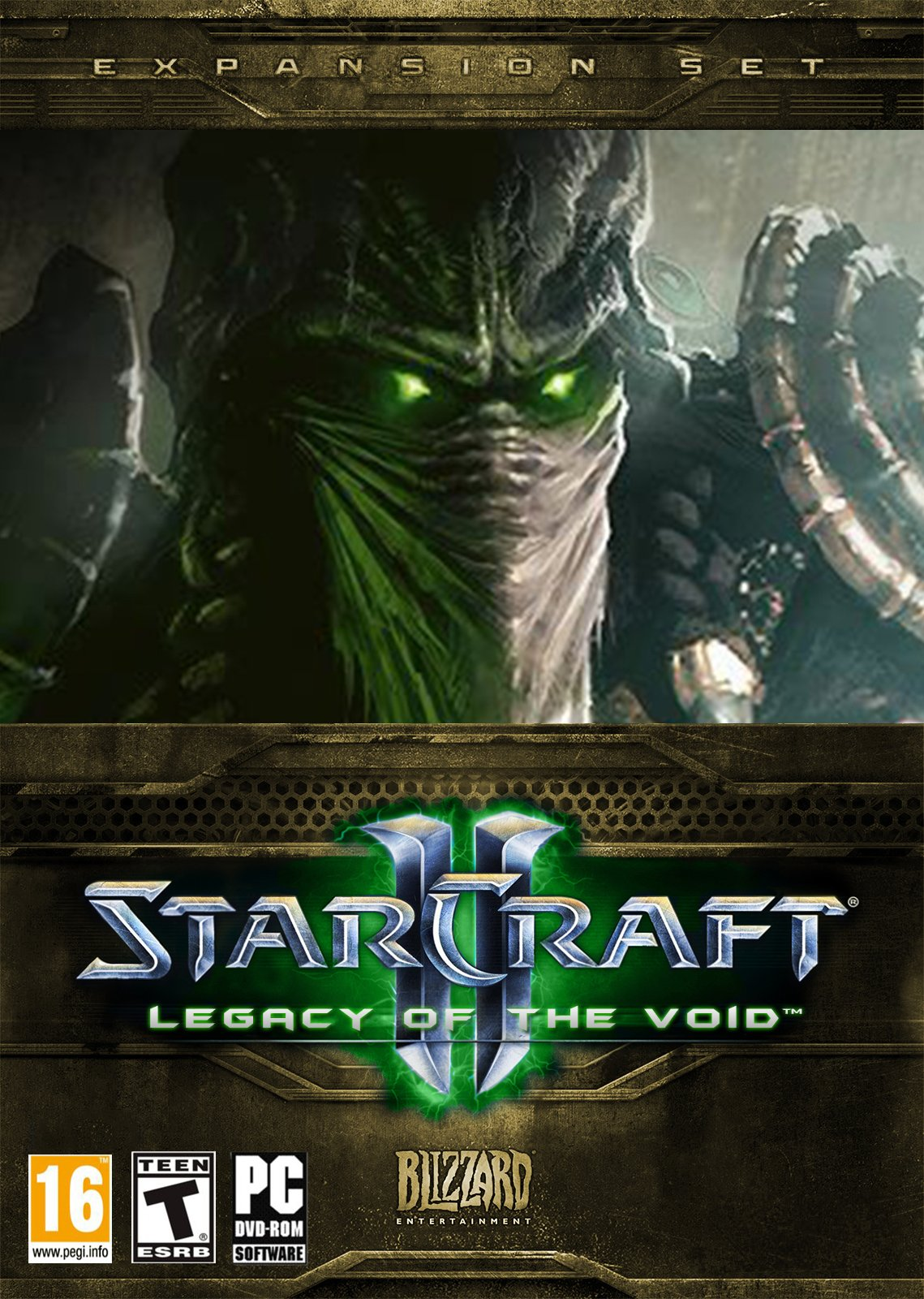 StarCraft 2: Legacy of the Void (2015)