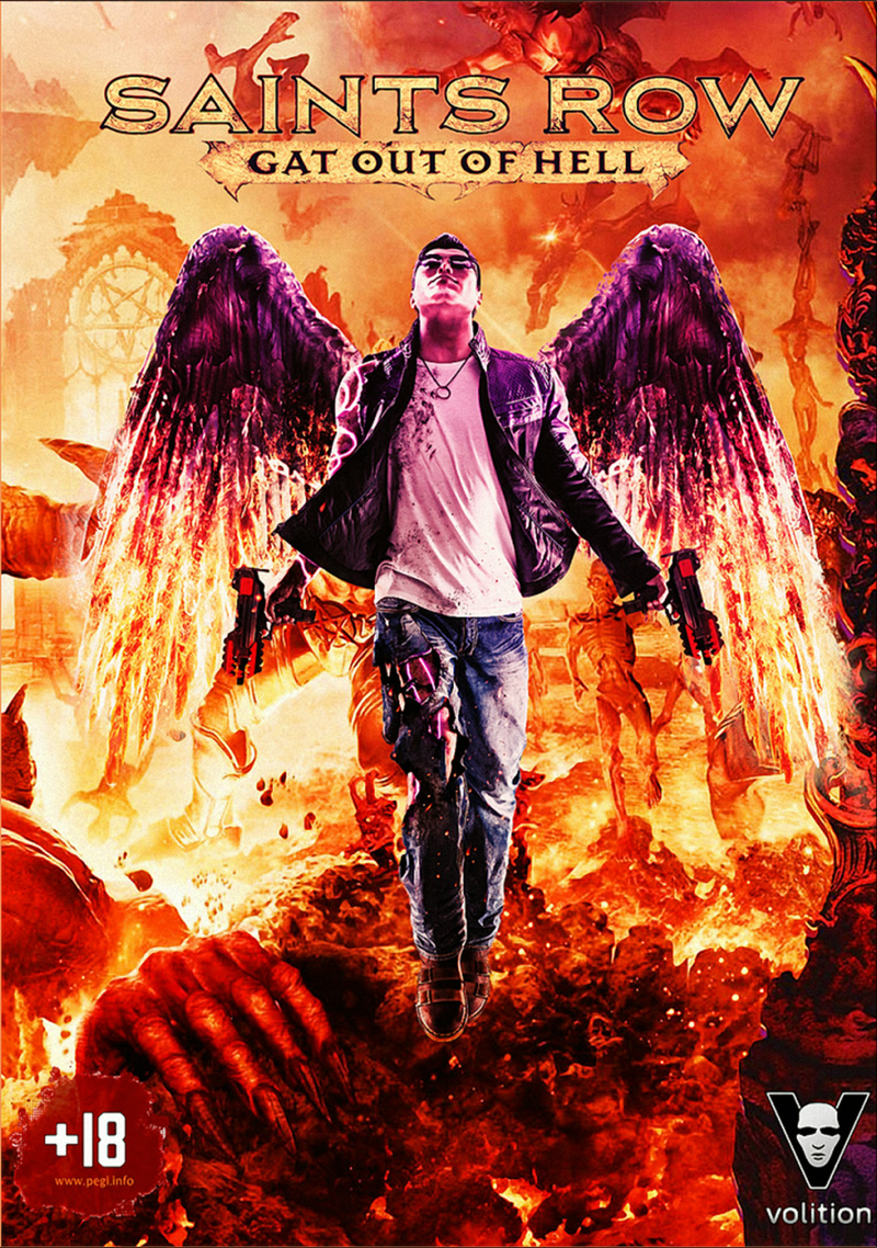 Saints Row: Gat out of Hell (2015) RePack